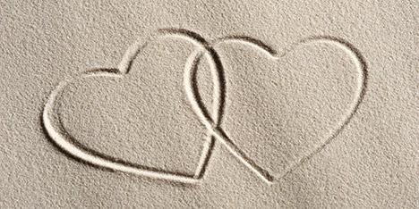 Romantisk date med kjæresten